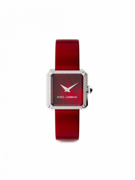 Dolce & Gabbana Sofia Armbanduhr 24mm - Rot