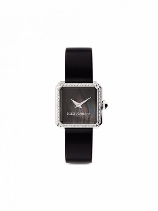 Dolce & Gabbana Sofia Armbanduhr 24mm - Schwarz