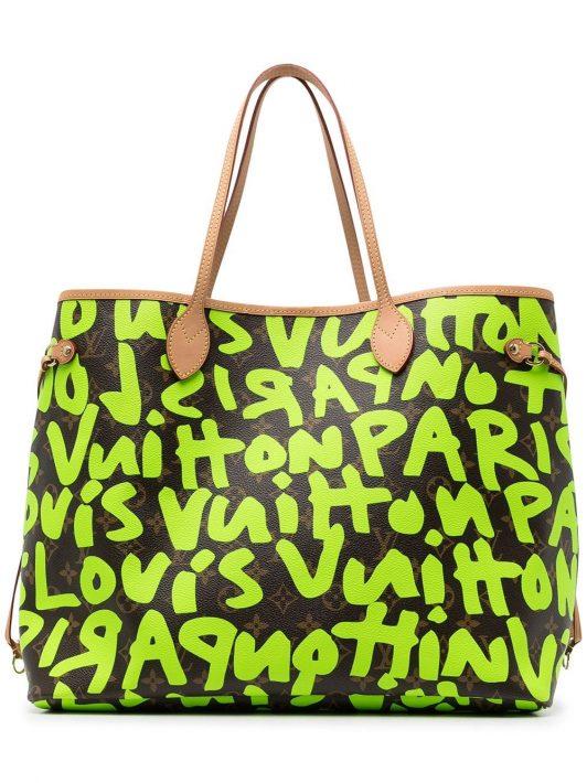 Louis Vuitton 2009 pre-owned GM Neverfull Shopper - Braun