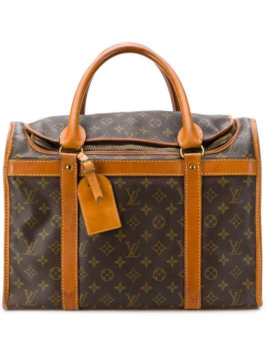 Louis Vuitton Pre-owned Reisetasche mit Monogrammmuster - Braun