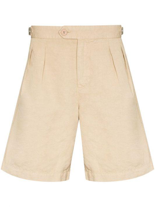 Orlebar Brown Bancroft Chino-Shorts - Nude