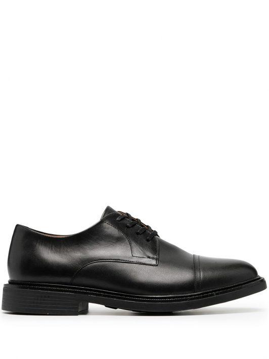 Polo Ralph Lauren 'Asher' Derby-Schuhe - Schwarz