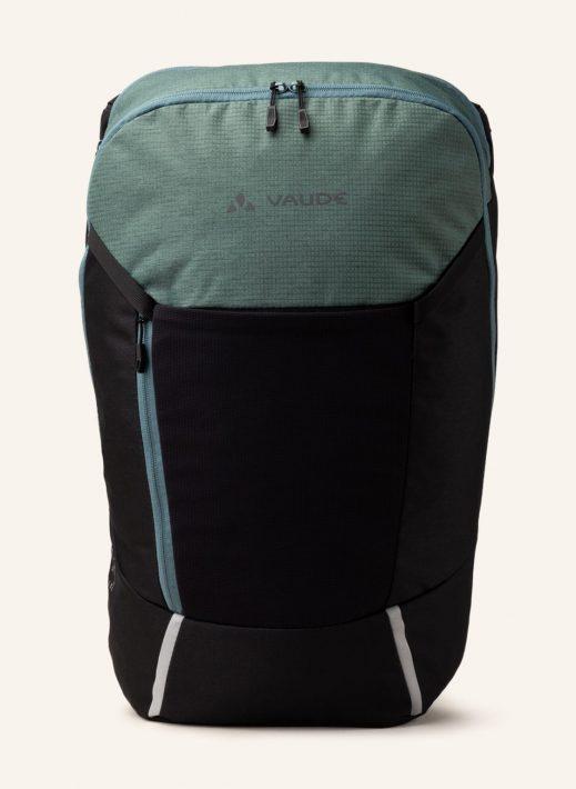 Vaude 2-In-1-Rucksack Cycle Ii 20 L Mit Laptop-Fach grau
